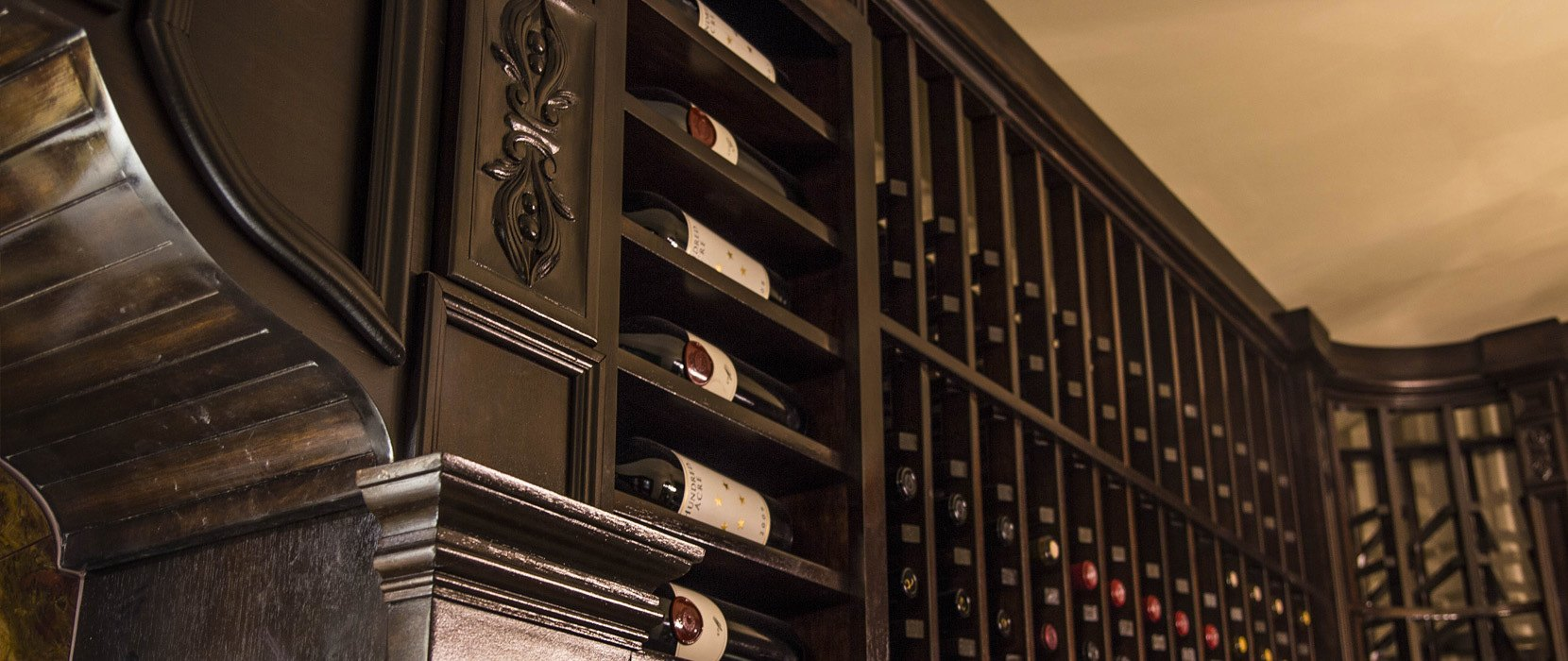 Custom Wine Cellars by WineCellars.com