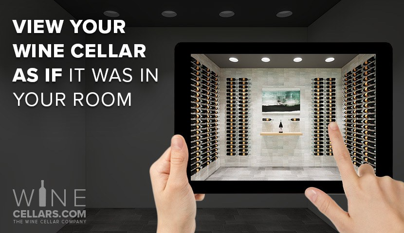 Wine Cellar VR 360° preview