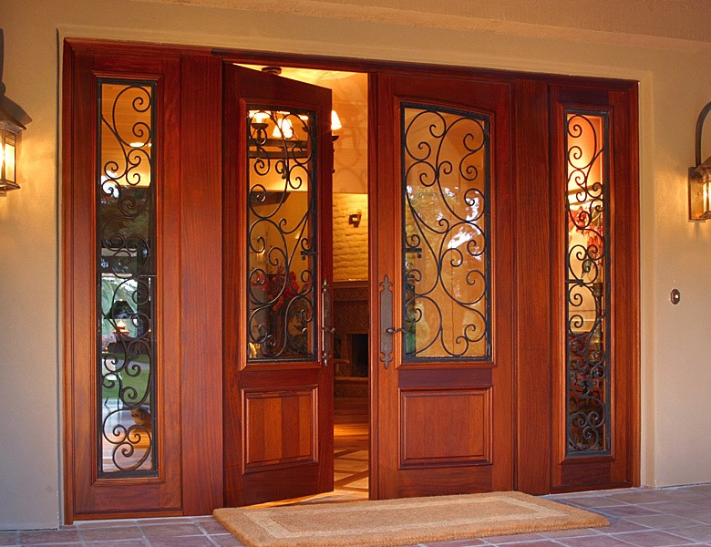 Exterior Entry Doors by WineCellars.com